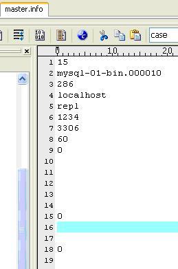 MySQL主从复制原理以及架构