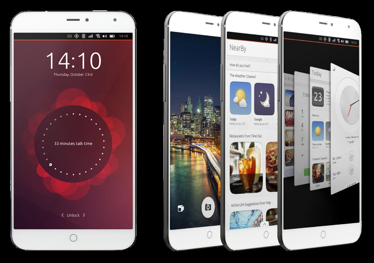 魅族MX4 Ubuntu版本欧洲上市 售价299欧元