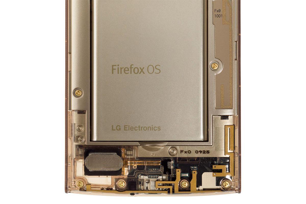 Fx0:搭载Firefox OS,晶莹剔透惹人爱
