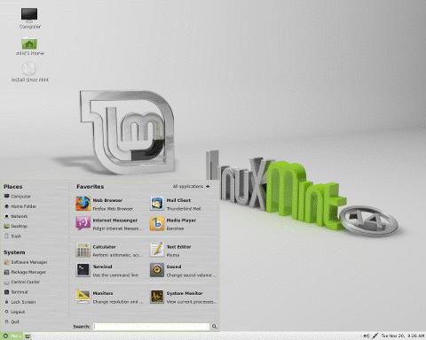 基于Ubuntu的发行, Linux Mint 14 发行