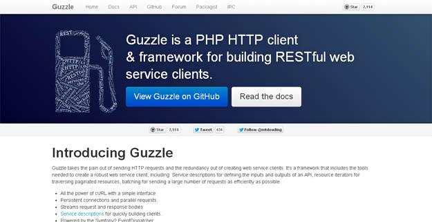 最好的 PHP, HTML5 和 CSS 框架综述