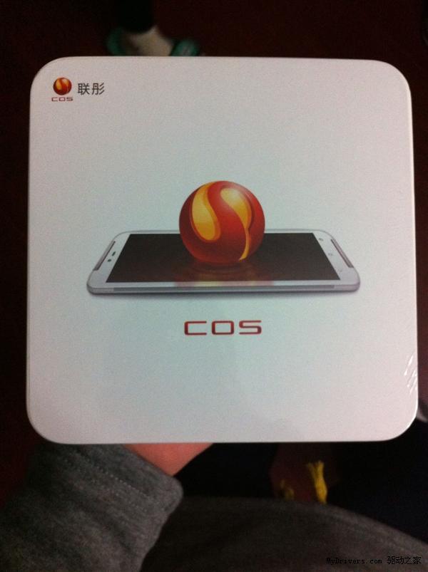 首款COS系统手机真机图赏:就是个大马甲!