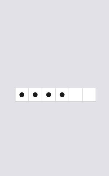 仿支付宝密码输入框
