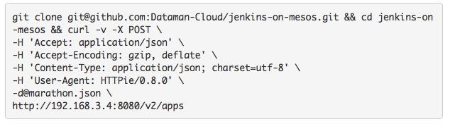 如何搭建基于Jenkins, Apache Mesos和Marathon的弹性高可用的持续集成环境
