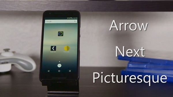 反攻Android:微软Arrow Launcher/Next/Picturesque介绍