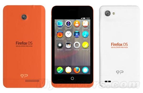 首款Firefox手机规格、上手视频大曝光
