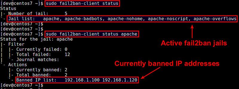 如何配置 fail2ban 来保护 Apache 服务器