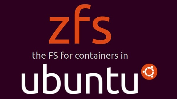 Canonical:Ubuntu 16.04 LTS将直接支持ZFS文件系统