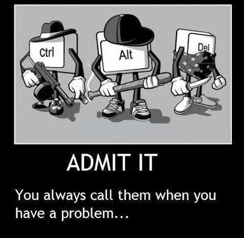 盖茨承认 Ctrl+Alt+Del 是失误