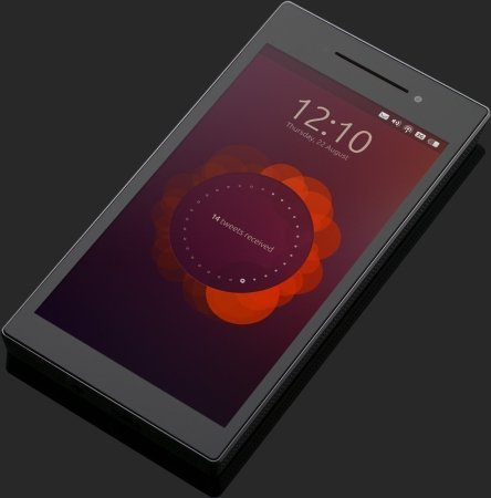 疑似首款Ubuntu系统手机Edge效果图曝光