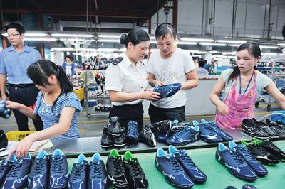 莆田17个自主鞋业品牌在淘宝正式开卖 告别山寨鞋