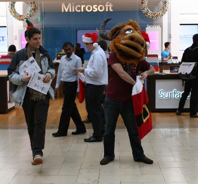 Gnu再次突袭微软商店
