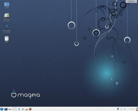 Mageia 4 Alpha 1 发布