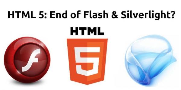 微软终于要抛弃 Silverlight,拥抱 HTML5