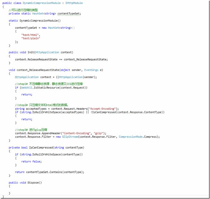 网站优化实战--解决网站动态压缩过程