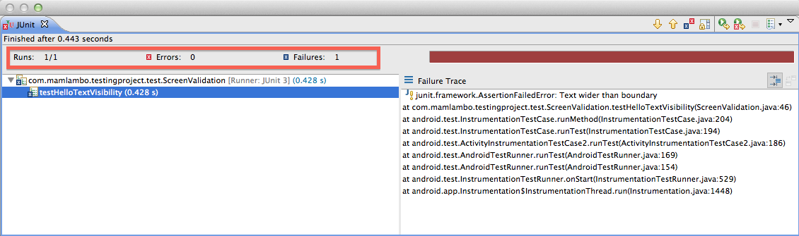 Android JUnit 入门指南