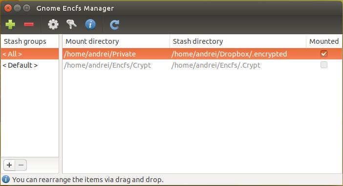 加密文件系统,EncFS 1.8 RC1 发布