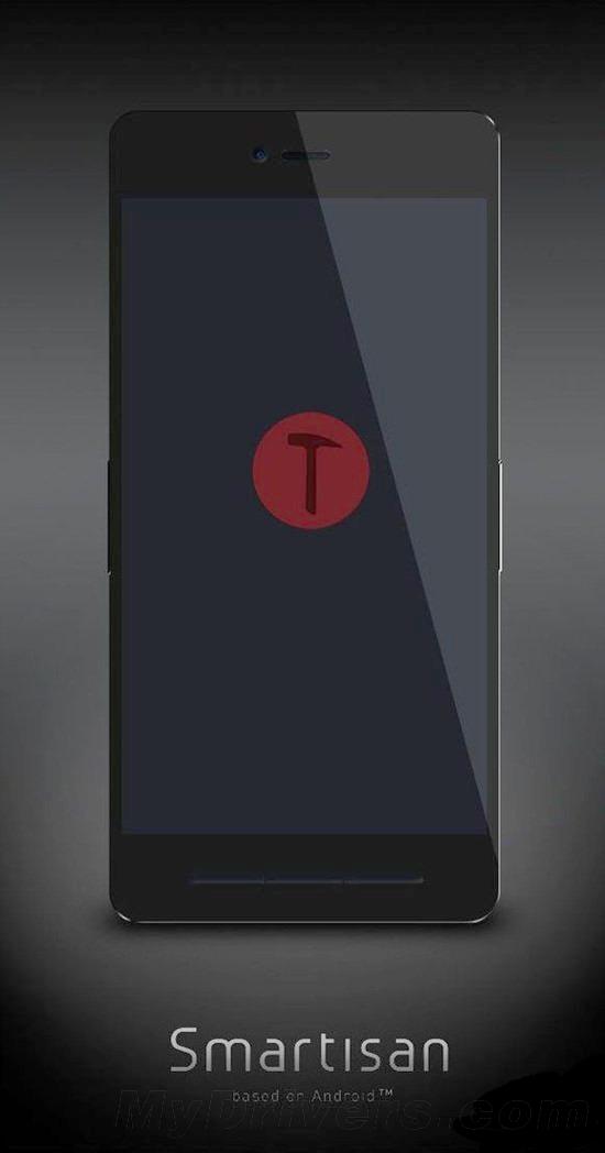 锤子手机渲染图曝光:漂亮多了
