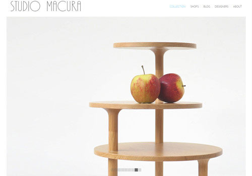 25个清新、简洁的网站设计灵感