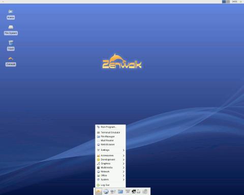 Zenwalk Linux 7.4 发布,基于Slackware的GNU/Linux操作系统