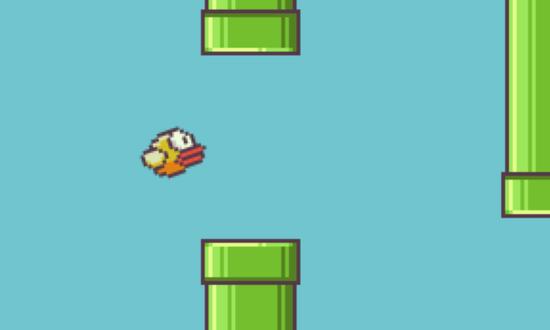 """""""反人类""""游戏 Flappy Bird 即将下架:侵权?自由?谢谢"""