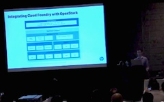 OpenStack 和 Cloud Foundry