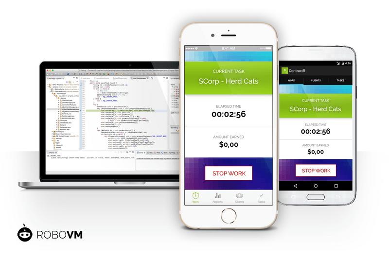 微软将停止RoboVM的服务,转向支持基于C语言的Xamarin