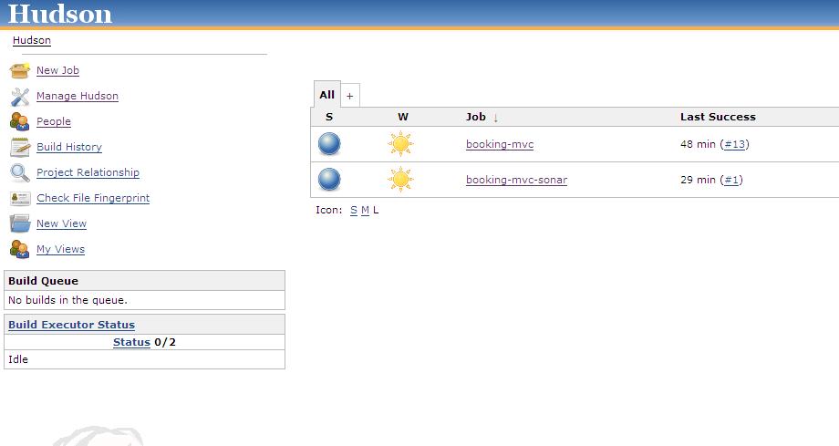依赖控制DC和持续集成CI工具列表:maven,artifactory,hudson,sonar