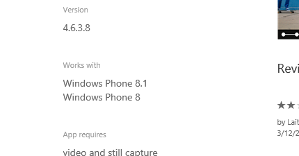 Windows Phone 官方网站新增 WP8.1 页面链接