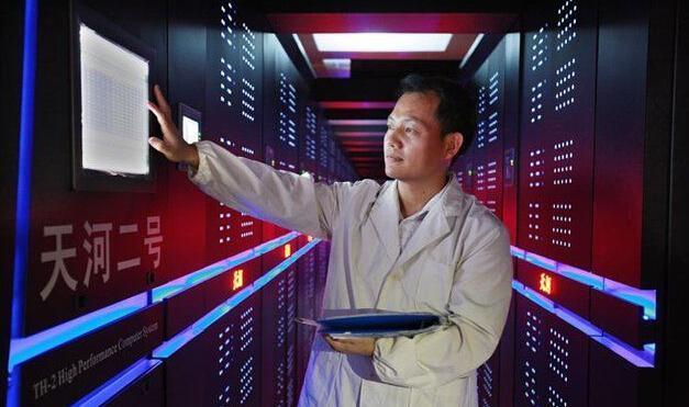 超级计算机全球四连冠:天河二号背后故事