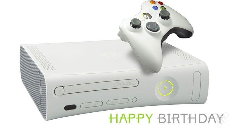 生日快乐!老将Xbox 360已经十岁了!