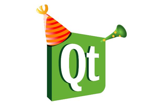 Qt 20周岁啦,KDE庆祝