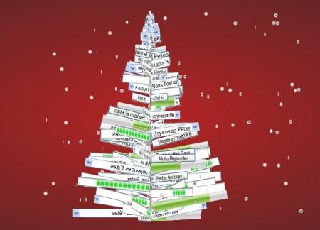 圣诞节快乐:来自程序员们的问候