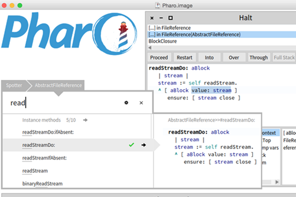 Pharo 4.0:简洁新颖的开源Smalltalk开发环境