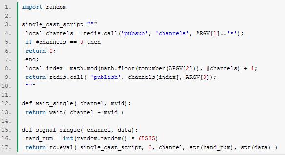 使用 Redis 实现分布式系统轻量级协调技术