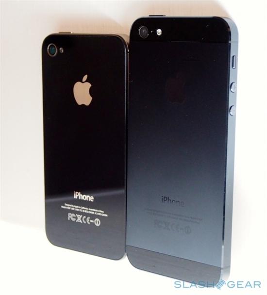 iPhone 5真机海量高清图赏+上手视频