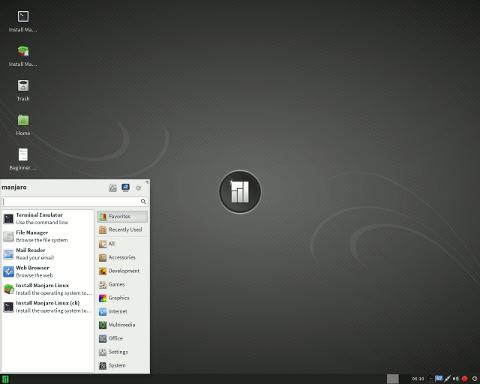 Manjaro Linux 0.8.10 发布