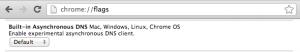 Google Chrome中的高性能网络