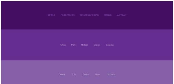 2014年20个实用的CSS3悬停效果教程