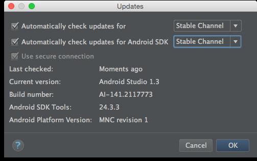 Android Studio 1.3 正式发布