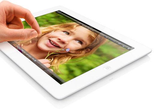 苹果宣布推出128GB版第四代iPad