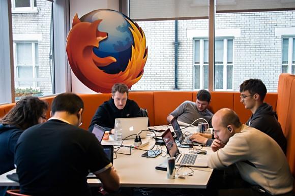 Mozilla 宣布开设 Firefox OS 应用工场