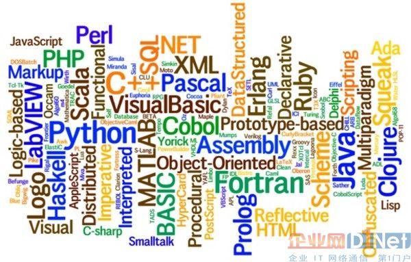 十大与云计算息息相关的编程语言