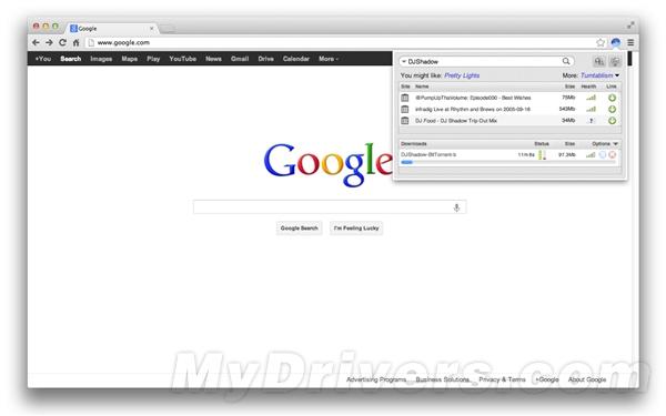 BitTorrent 插件登陆 Chrome 和 Firefox