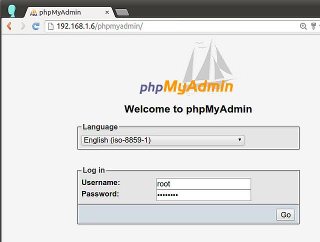 如何在CentOS上安装phpMyAdmin