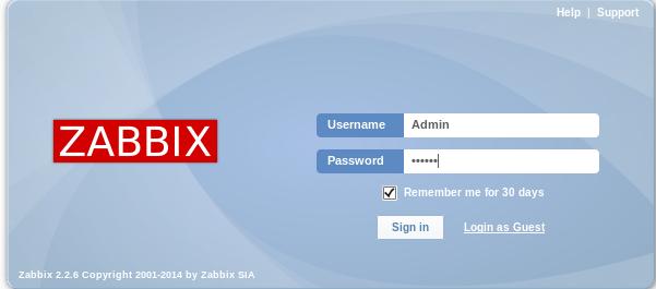 自动化监控(一)之zabbix安装与配置