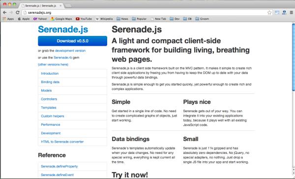 前18个最好的JavaScript框架