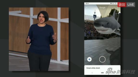 来个大白鲨