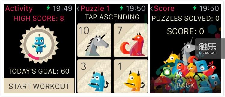 在Apple Watch上玩游戏是怎样的体验?