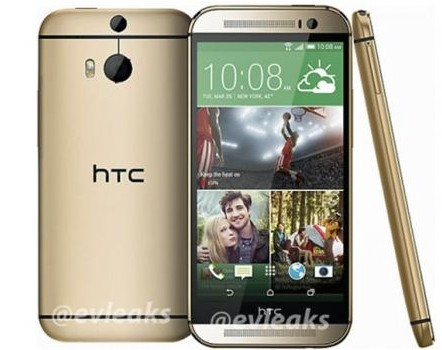 HTC One M8明日发布 售价曝光约人民币3735元比去年低